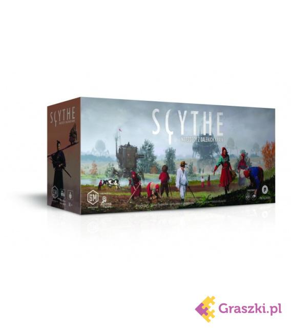 Scythe Najeźdźcy z dalekich krain (przedsprzedaż)
